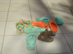 Our sandals