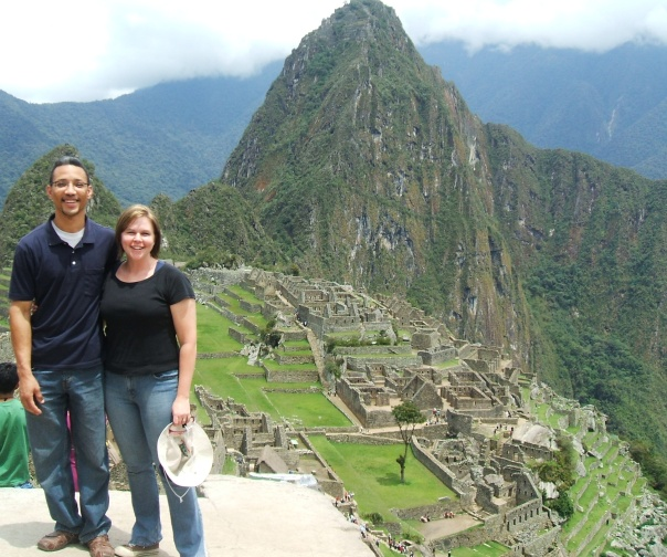 Machupicchu Peru