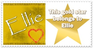 ellies-gold-star