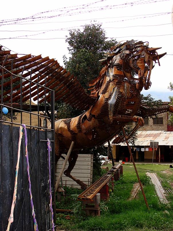 pegasus-sculpture