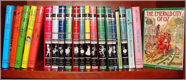 Oz Books